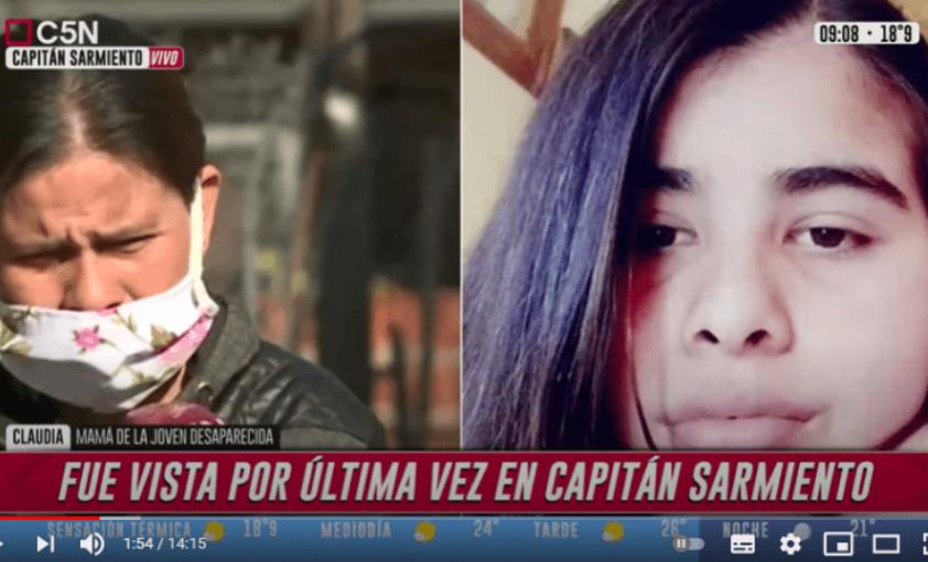 Allanamientos por la desaparición de Eliana Furi