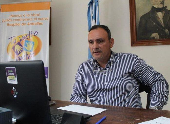 Olaeta, en el lanzamiento del Leasing Banco Provincia para maquinarias