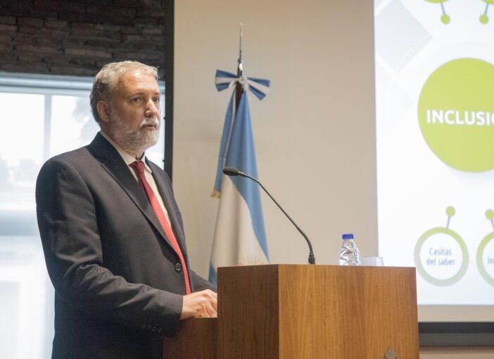 La Asamblea Universitaria de la UNSAdA reeligió al Dr. Jerónimo Ainchil como Rector