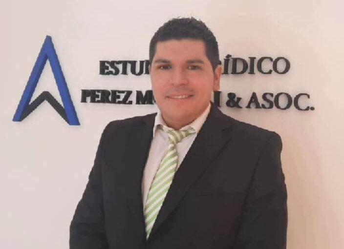 El Dr. Pérez Morelli fue designado Presidente del Foro Permanente de Institutos de Derecho del Trabajo bonaerense
