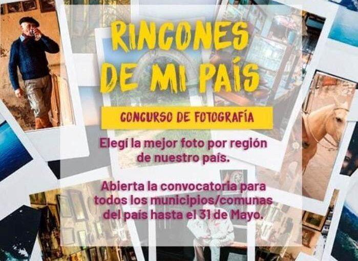 """Concurso fotográfico """"Rincones de mi país"""""""