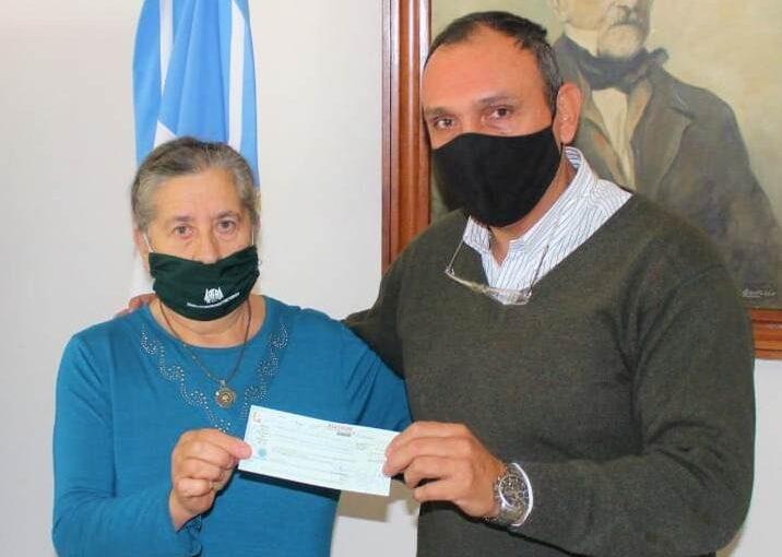 Subsidio para el Centro de Jubilados de Viña