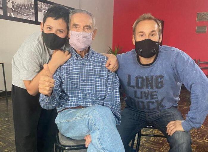 Tristísima noticia: falleció Carlitos Marincovich