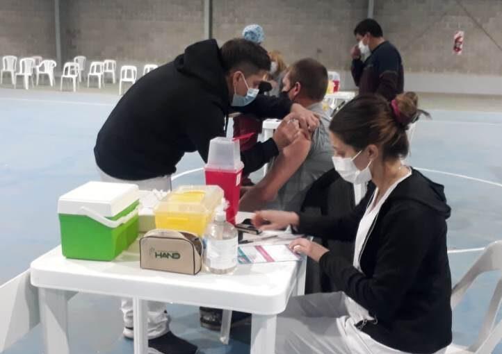 Argentina superó los 13 millones de vacunados