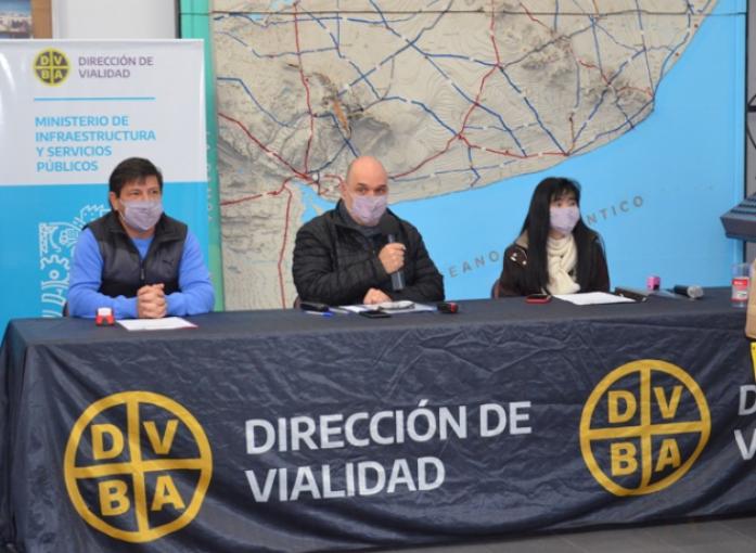 La Provincia licitó obras en caminos rurales de Arrecifes