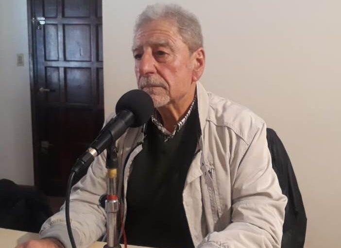 """Alberto Maggi: """"A la gestión de Olaeta le doy 8 puntos"""""""