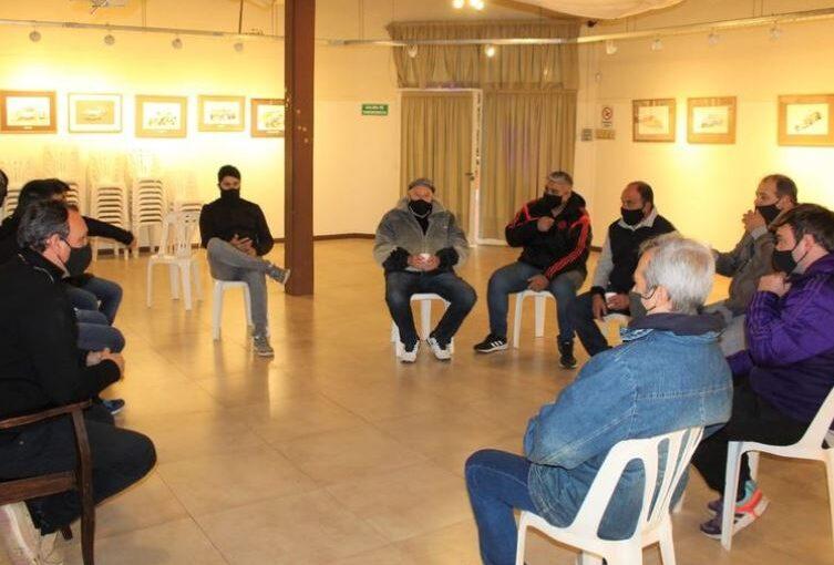 Con el apoyo de la Municipalidad vuelve el fútbol a Arrecifes
