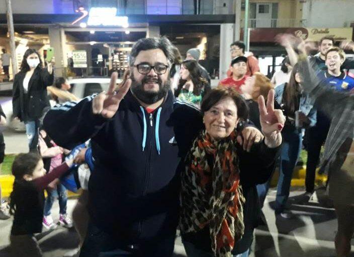 Empate técnico entre Tana y Paqui y cómoda victoria de Juntos